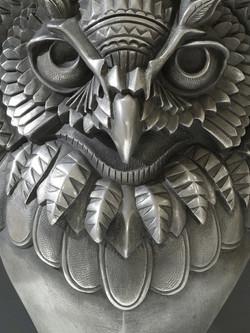 Bioworkz hornet owl aluminum