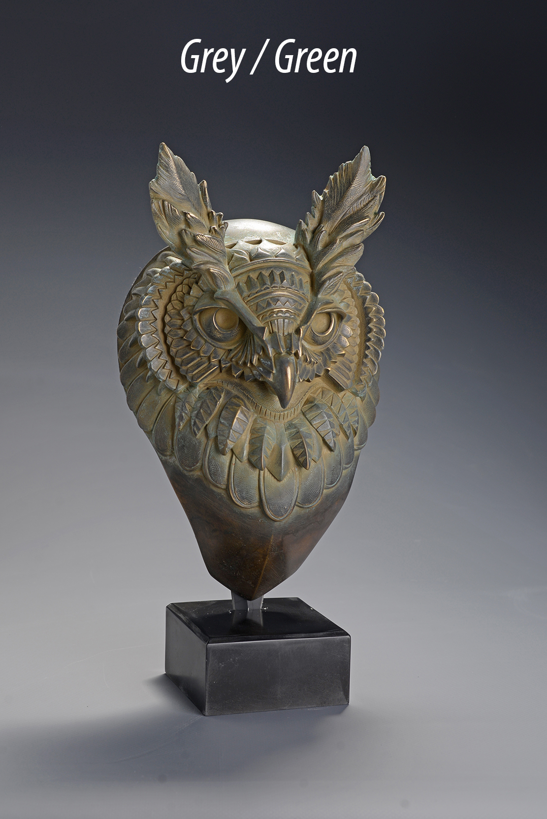 Bioworkz hornet owl grey green