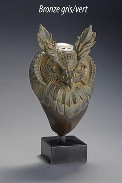 Bioworkz hornet owl grey/green