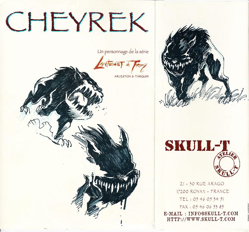 Certificat Cheyrek