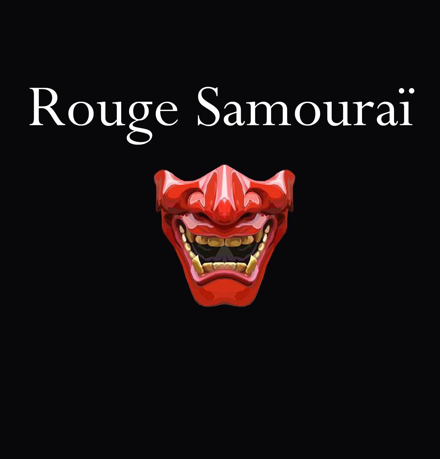 rouge samouraï