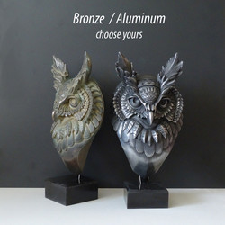 Bioworkz hornet owl bronze/Aluminum