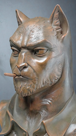 Blacksad terracotta