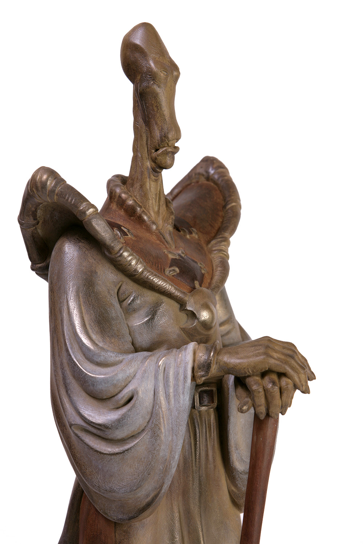 The RIGE - composit bronze