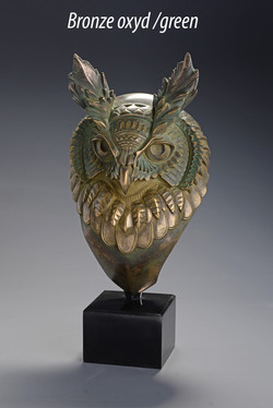 Bioworkz hornet owl oxyd green
