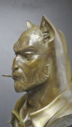 Blacksad Bronze composite