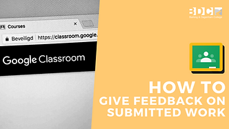 hOW TO GIVE FEEDBACK ON SUBMITTED WOKR.p