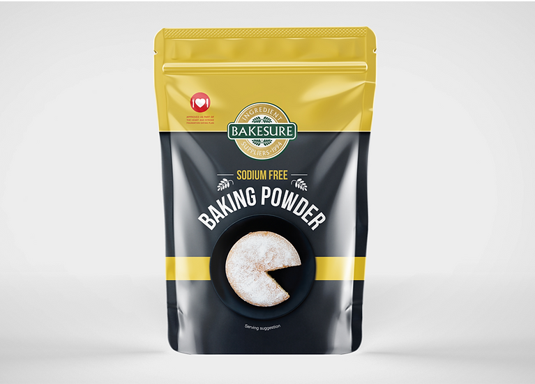 Sodium Free Baking Powder