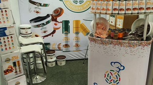 New Product Pre-launch at Macadams Suppliers Exhibition Cape Town