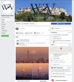 Worlds View Facebook