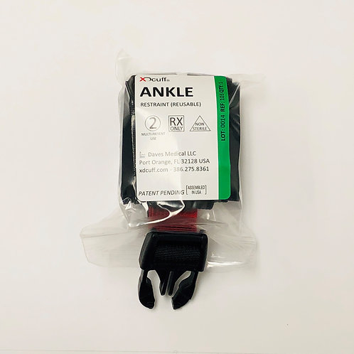 Reusable Ankle Restraint (Clip-In)