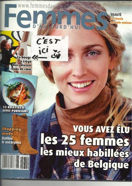 Magazine Flair l'hebdo