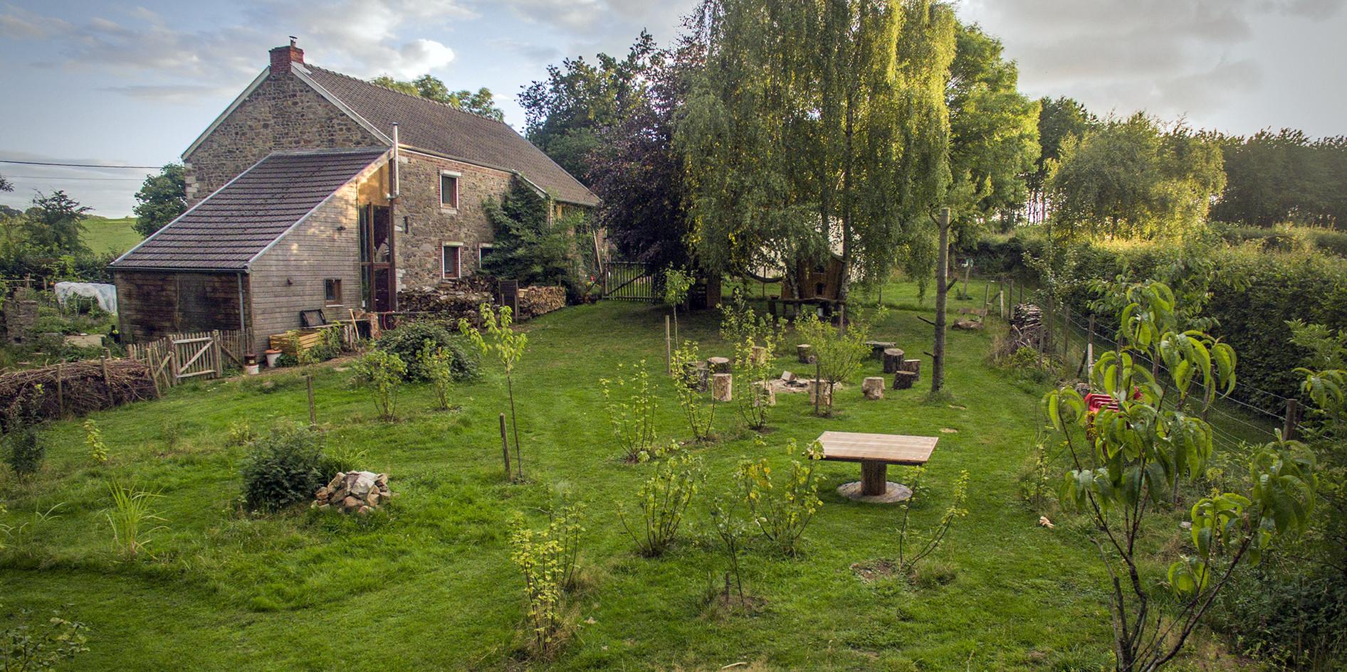 Maison autonome de Charneux