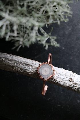 Bracelet d'Elfe - Quartz géode