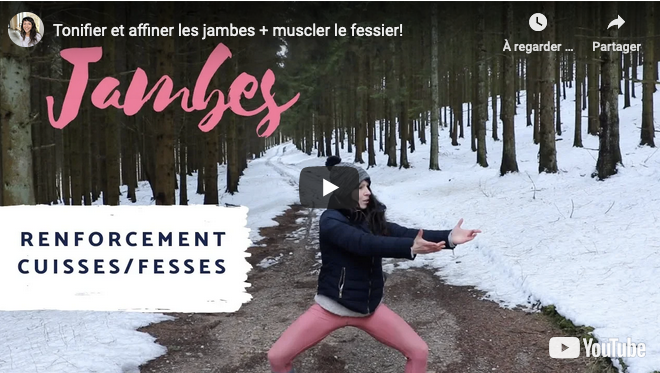 Vidéo: 5 exercices pour tonifier les cuisses et fessiers
