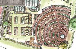 Plan Design Permaculture Fabian Féraux