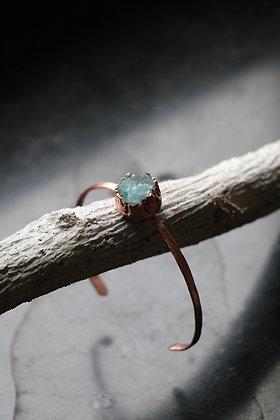 Bracelet d'Elfe | Géode agate druzzy