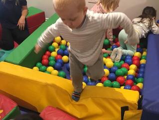 🎈🎈SOFT PLAY🎈🎈#BuildingBlocks Preschool