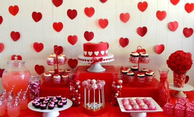 Valentines Day Party-14th February 2017