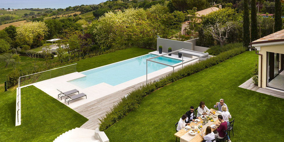 Luxury Italian Hilltop Retreat