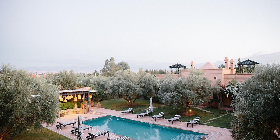 Open & Balanced Retreat, Marrakech