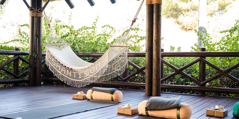 Restorative Mountain Retreat Shanti-Som, Marbella