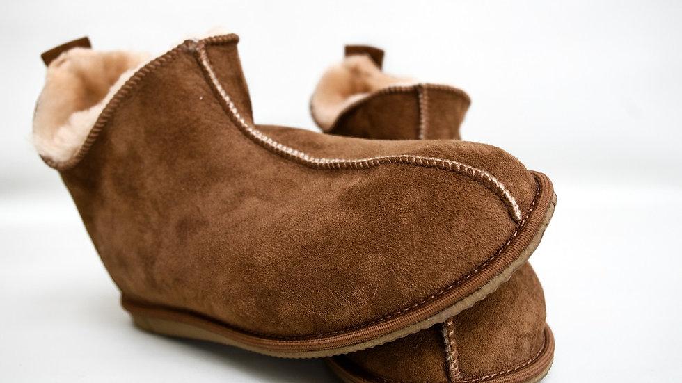 Saxons Sheepskin Slippers for men and women