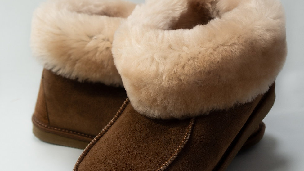 Vikings Sheepskin slippers for men and women