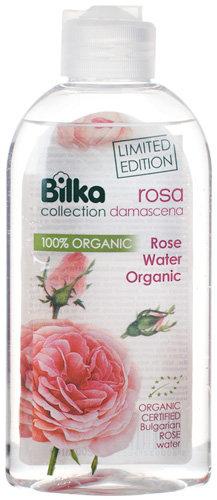 Розовая вода для очищения лица ROSA Damascena