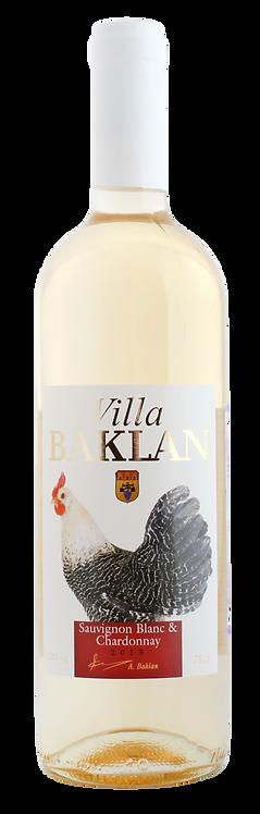 Sauvignon Blanc & Chardonnay 2015