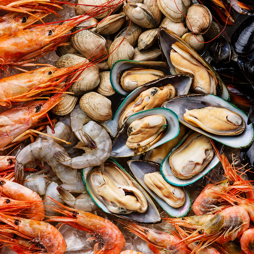 SOLD OUT - Simple Seafood Dinners ~ 11 AM