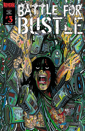 Battle For Bustle Issue 3