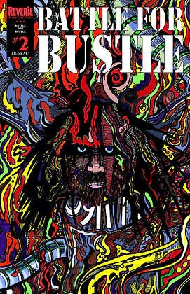 Battle For Bustle Issue 2