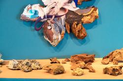 "Installation view at ""Dreams‧Habitations"""