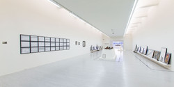Installation view at Taipei Fine Arts Museum