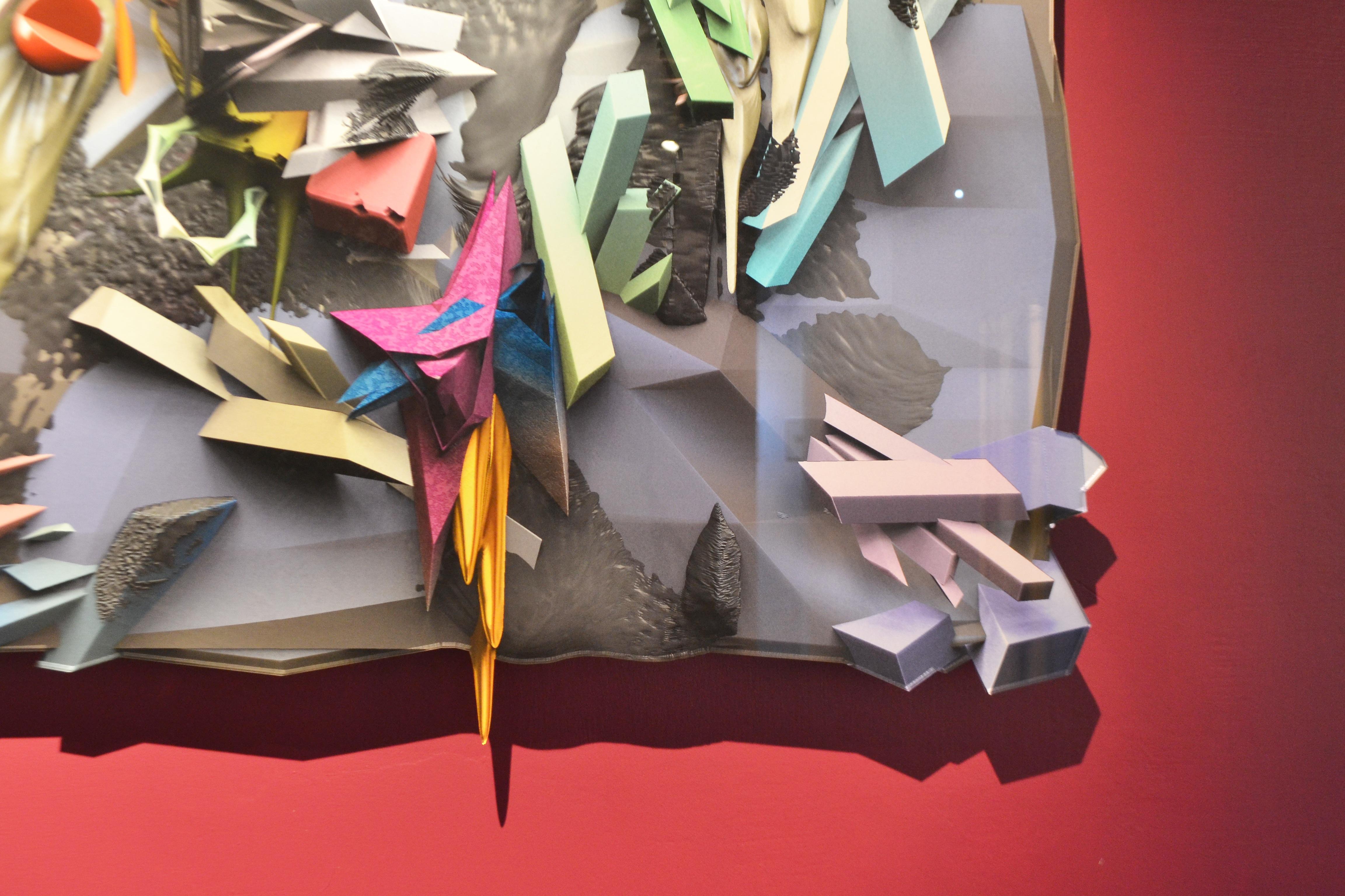 Debris 001 detail