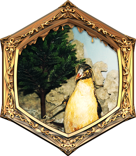 Chapter I - The Penguin