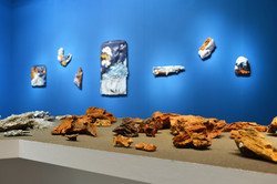 """Installation view at """"Taipei Biennial 2014 - The Great Acceleration"""""""