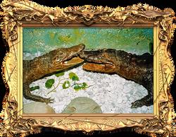 Chapter I - The Alligator