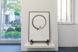 """Installation view at """"Grafrath:A Schäferhund Story"""""""
