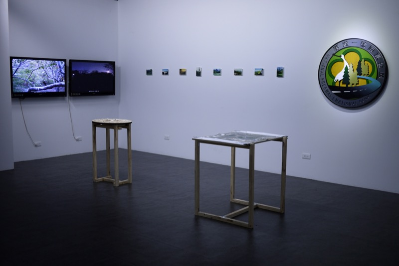 "Installation view at ""The Scene of Nature: East and West"""