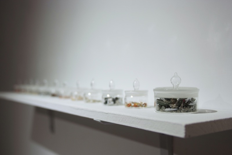 "Installation view at ""Word"""
