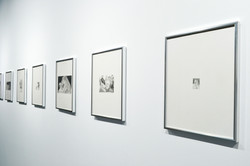 "Installation view at ""KiSS... and SAVE"""