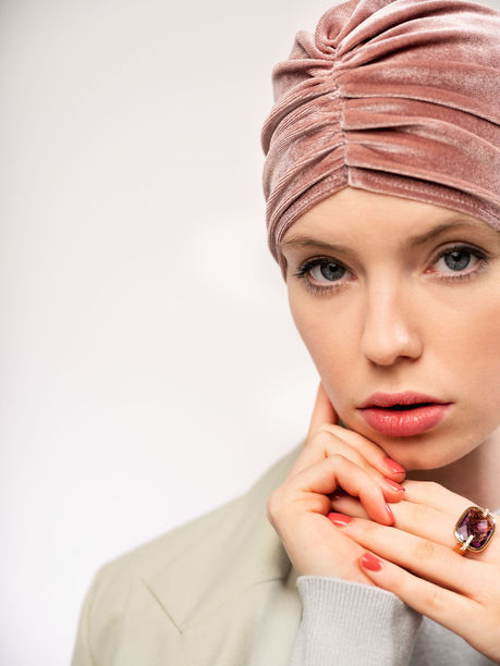 Lovely Louisa Velvet