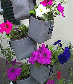 FABRIC POT DAISYCHAINER VERTICAL GARDEN