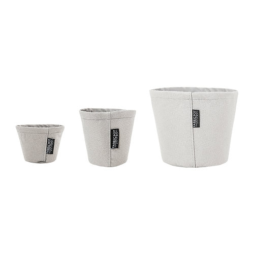 FabricPot Small/Medium/Large Tapered Set