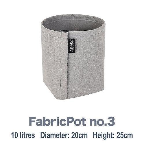 Fabric pot no.3 | 10 litres | FabricPot