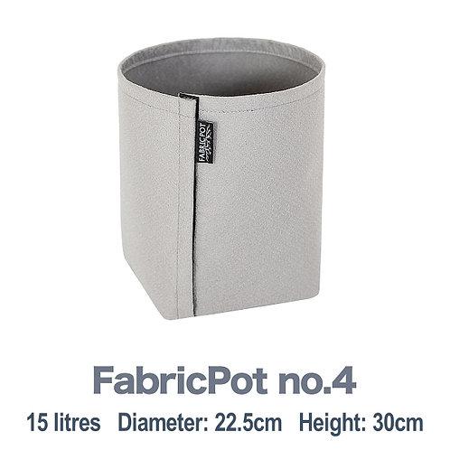 Fabric pot no.4 | 15 litres | FabricPot