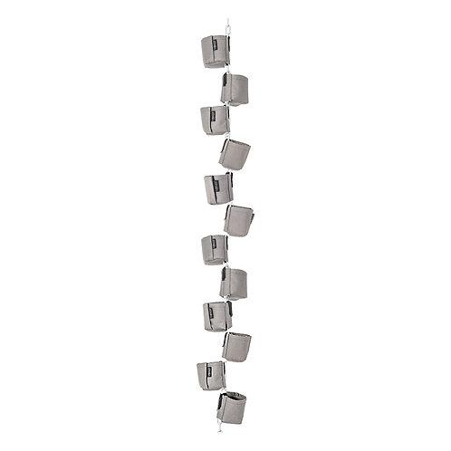 Fabric Pot Vertical Garden Small DaisyChainer Full Set | 1.8 litre | FabricPot