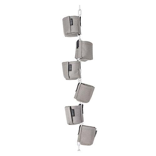 Fabric Pot Vertical Garden Small DaisyChainer Half Set | 1.8 litre | FabricPot
